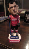 Mike Green Geico Bobble head Brand new!!