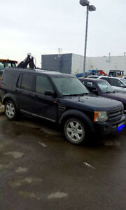 Parting Out 2005 Land Rover LR3 HSE SUV, Crossover