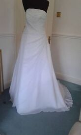 WEDDING DRESSES EX SAMPLE STOCK FROM MY BRIDAL SHOP