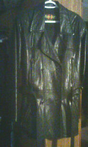 Women's Black Dimitri Couture Leather Jacket
