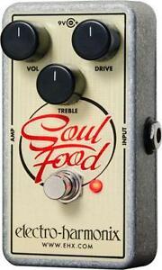 Electro Harmonix SOUL FOOD Transparent overdrive