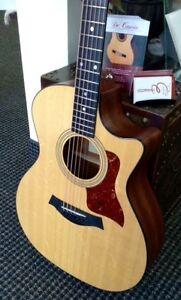 Guitare acoustique Taylor 314-CE acoustic guitar