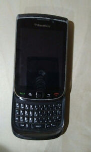 blackberry torch 9800 with bell