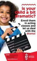 Professional Film Acting Classes for Kids! Fall 2015