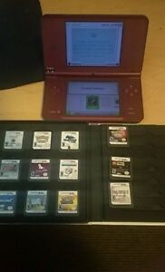 Nintendo DSI with 12 games