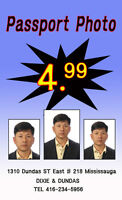 Passport Photo, Any ID photo ONLY $4.99