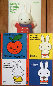 MIFFY picture books 5 for $15
