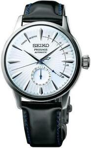 NEW IN BOX Seiko Presage Cocktail AUTO Made In Japan Power Reserve SSA343 (  3  )  YEAR WARRANTY AUTHORIZED DEALER