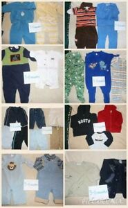 Huge 3-6 Month Lot Brand Names!