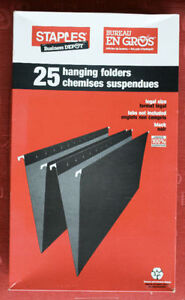 Hanging File Folders - Legal Size