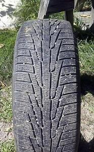 225/60R-16 snow tire for sale
