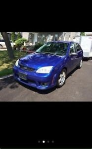 2006 Ford Focus ZX5 SES Hatchback AC Mags Full Equip