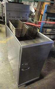 Friteuse au gaz Pitco Modele 14 - Pitco Commercial Gas Fryer