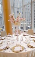 Cherry Blossom Wedding Centerpiece Rental