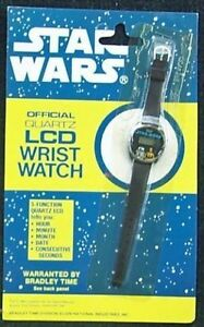Bradley's star wars watch c3po and r2d2 in packaging