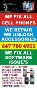 ONE STOP SHOP - ON SPOT CELL PHONE REPAIR MISSISSAUGA FIX PHONE GOOGLE ACCOUNT IMEI FIX IMEI REPAIR Mississauga / Peel Region Toronto (GTA) Preview