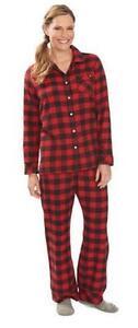 Women's First Light Flannel Pajama Set  89.00
