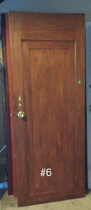 Antique Doors, Circa 1937, Only 5 left! Reduced!!