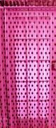 Pink Spot Curtains