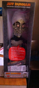 Talking Achmed Doll