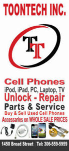 QUALITY PARTS AND SAME DAY LAPTOP REPAIR AT TOON TECH