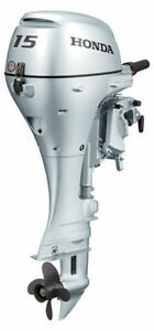 HONDA OUTBOARD 15hp Electric Start CLEAR OUT LAST ONE! Kitchener / Waterloo Kitchener Area image 1