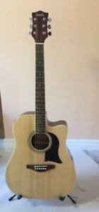 NEGOTIABLE Guitar Lyon by GEORGE WASHBURN