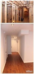 General Contracting, Basement Finishing, Bath Reno, Interlocking Cambridge Kitchener Area image 10