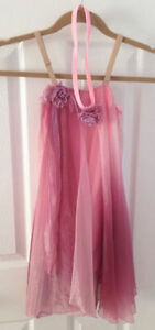 Beautiful Pink Chiffon Ballet or Lyrical Dance Costumes