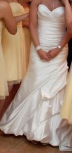 Gown and Wedding Dress (NEED SOLD)