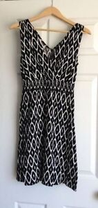 Beautiful Fifties Inspired Black and White Dress-Size Small Oakville / Halton Region Toronto (GTA) image 1