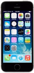 APPLE iPHONE 5S -32GB- SPACE GREY