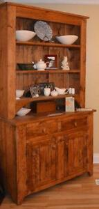 Hutches, Sideboards and Display Units