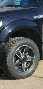 Rims and Tires for 2016 F-150