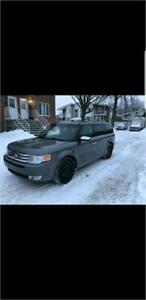 2010 Ford Flex Limitée CUIRE, TOIT PANO, GPS, CAMERA, 2 DVD