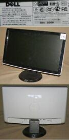 """Dell ST2010f 20"""" Monitor"""