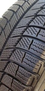 205 65 15 Michelin X-Ice Winters on Toyota CamryRIMS 5 X 114.3m