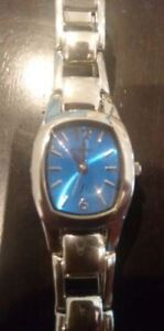 Woman's Fossil Stainless Steel Watch