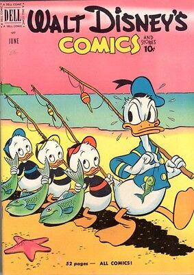 pcDisney-Comics & Stories 129-June 1951