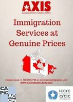 Axis Immigration- Genuine Prices - AINP Experts