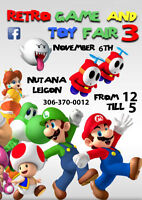 Retro Game and Toy Fair 3