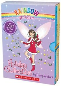 Rainbow magic boxed set-- christmas hoilday collection Edmonton Edmonton Area image 1