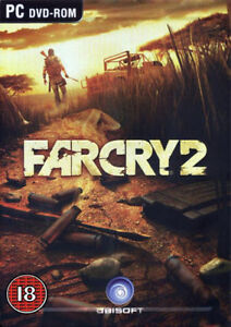 FarCry 2 for PC.