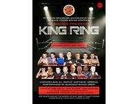 PF Boxing presents King of the Ring