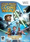 Star Wars The Clone Wars Lightsaber Duels - Wii