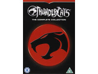 Thundercats DVD collection 10£