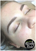 Quality! Quality! Semi-permanent 3D Eyebrows Microblading