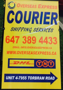 Courier To India | Services in Toronto (GTA) | Kijiji