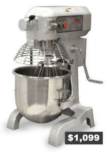Nella - Commercial 20 Qt.  Baking Mixer - Brand New - On Sale!
