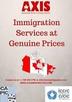 Axis Immigration Services- Genuine Prices- Open Weekends
